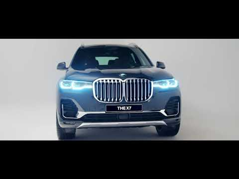 BMW X7 | Ali Alghanim & Sons Automotive | QCPTV.com
