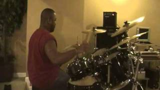 2Pac - Letter To My Unborn Child Drum Cover (Krash).MP4