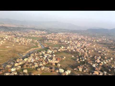 Kathmandu_Airport_Landing_2011