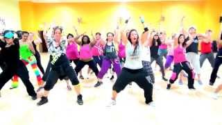 "Tara Romano Dance Fitness - ""Turn Me On"" by Kevin Lyttle"
