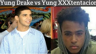 Young Drake vs Young XXXTENTACION freestyle