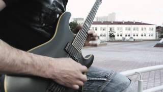 Shokran - Supreme Truth guitar cover by Kind ANTAGONIST