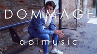 DOMMAGE - BIG FLO & OLI (apimusic cover)