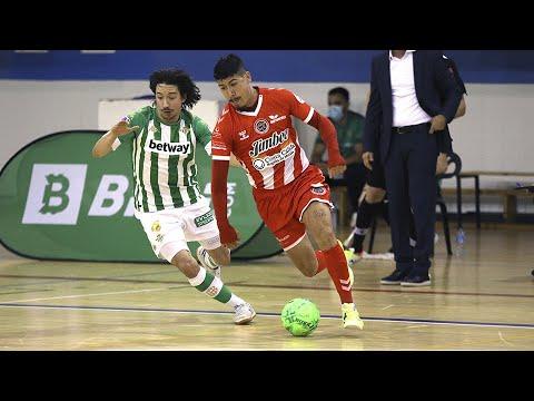 Real Betis Futsal -  Jimbee Cartagena Jornada 34 Temp 20-21