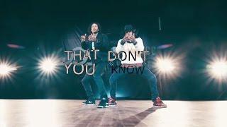 Les Twins | Skylar Grey • I Know You (lyrics)