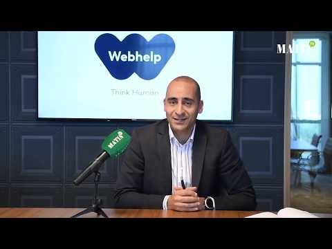 Video : Redouane Mabchour, DG-Webhelp : Le Maroc, notre 1ère implantation offshore et notre terre «natale»