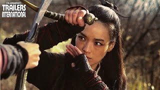 A Assassina com Shu Qi, Chang Chen | Trailer legendado [HD]