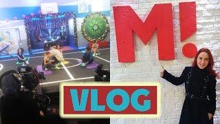 VLOG | Участие в съемках на Матч ТВ