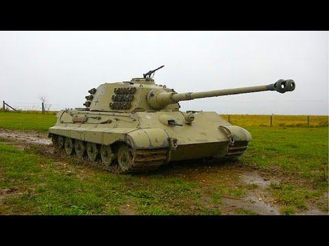 Танки-Убийцы Второй Мировой Войны