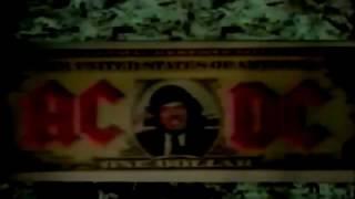 AC/DC - Moneytalks (1991 Moscow)