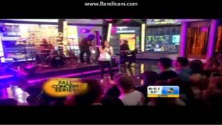 "Jessie J Performs ""Burnin' Up"" Live on GMA"