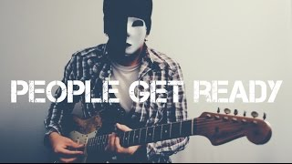 People Get Ready - Curtis Mayfield / Jeff Beck (David Clapp guitar cover)