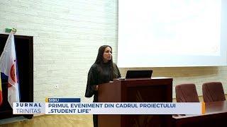 """Primul eveniment din cadrul proiectului """"Student Life"""""""