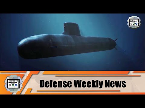 Defense security news TV weekly navy army air forces industry military equipment May 2020 Episode 2