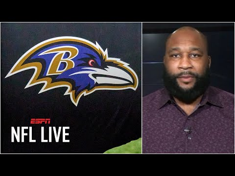 NFL moves Ravens vs. Steelers to Tuesday night | NFL Live