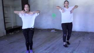 Mirror-Kat Dahlia. Choreography by Cris Marín - Marta Hernández.
