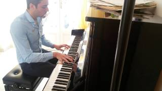 Titanic: Rose's Theme Piano + Harmonica
