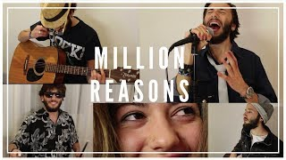 Lady Gaga - Million Reasons (One Man Band Cover) ✓