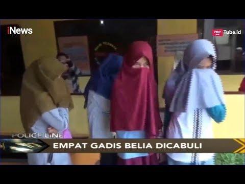 Download Video Berikan Minuman Dingin Dicampur Obat Tidur, Pemuda Cabuli Empat Gadis - Police Line 09/03