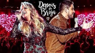 Maria Cecilia e Rodolfo - Depois Da Briga (Música NOVA 2016)
