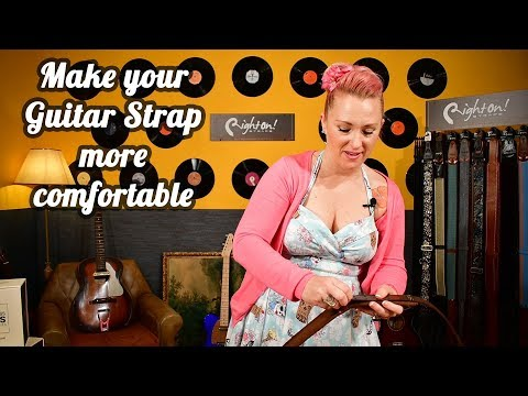 Simple trick to make your strap more comfortable