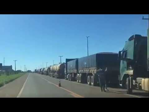 Brazilian Military Deployed to Break Up Trucking Strike