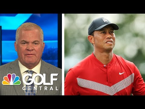 Can Tiger Woods break Riviera drought? | Golf Central | Golf Channel
