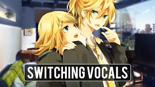 Nightcore | Naughty Or Nice「Switching Vocals」