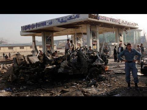 Afganistan'da intihar saldırısı: En az 12 ölü