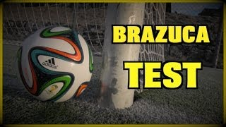 Adidas Brazuca TEST | Official World Cup Match Ball 2014 | by 10BRA