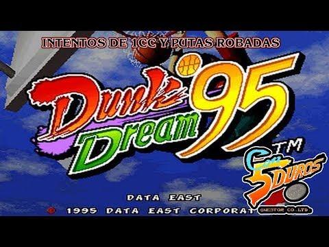 DIRECTO: DUNK DREAM '95 (STREET HOOP 2) (Intentos de 1cc y putas robadas)