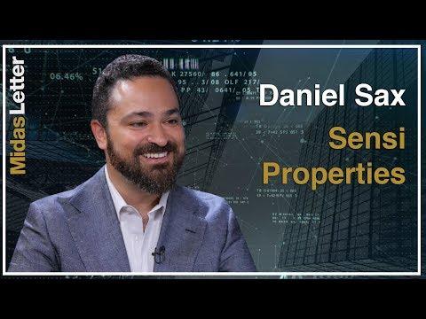 Sensi Prop - CEO, Daniel Sax