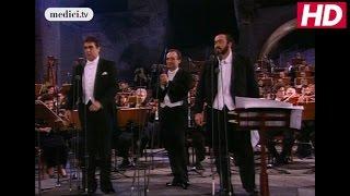 "The Three Tenors (Carreras, Domingo, Pavarotti) - Medley: ""Ochi Chernye""/""Caminito""/""La vie en rose"""