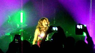 Alexis Jordan Someone Like You (Adele Cover) live Scala, London 30/06/2011