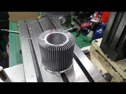 view Water Cooler heatsink modifications