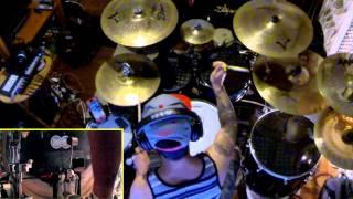 Memphis Mayfire - No Ordinary Love Drum Cover