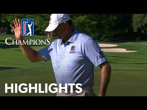 Top-3 shots | Round 4 | Bridgestone SENIOR PLAYERS