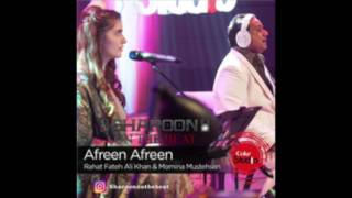 Afreen Afreen - Rahat Fateh Ali Khan - Sharoon On The Beat - Refix