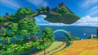 Temple Trouble~Monkey Island Mashup
