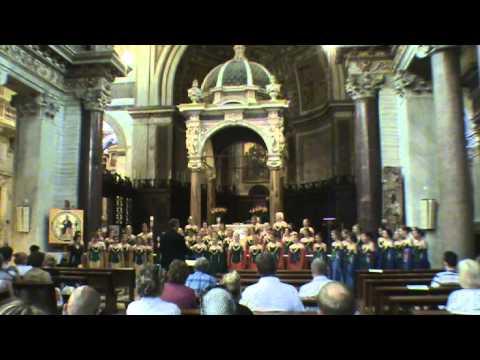 Choir Report: Musica Sacra a Roma 2011: Hoërskool Jeugland Girls Choir (ZA)