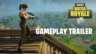 Fortnite Battle Royale - Gameplay Trailer (Play Free Now!) width=