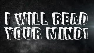 I will READ YOUR MIND through YouTube! (with tutorial!)