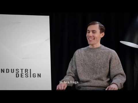 Henrik om Industridesign | Högskolan i Gävle