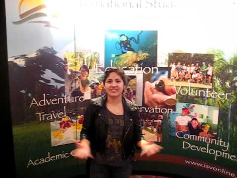 ISV Review: Aracelli talks about Costa Rica
