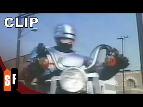 Robocop 2 (1990) - TV Spot