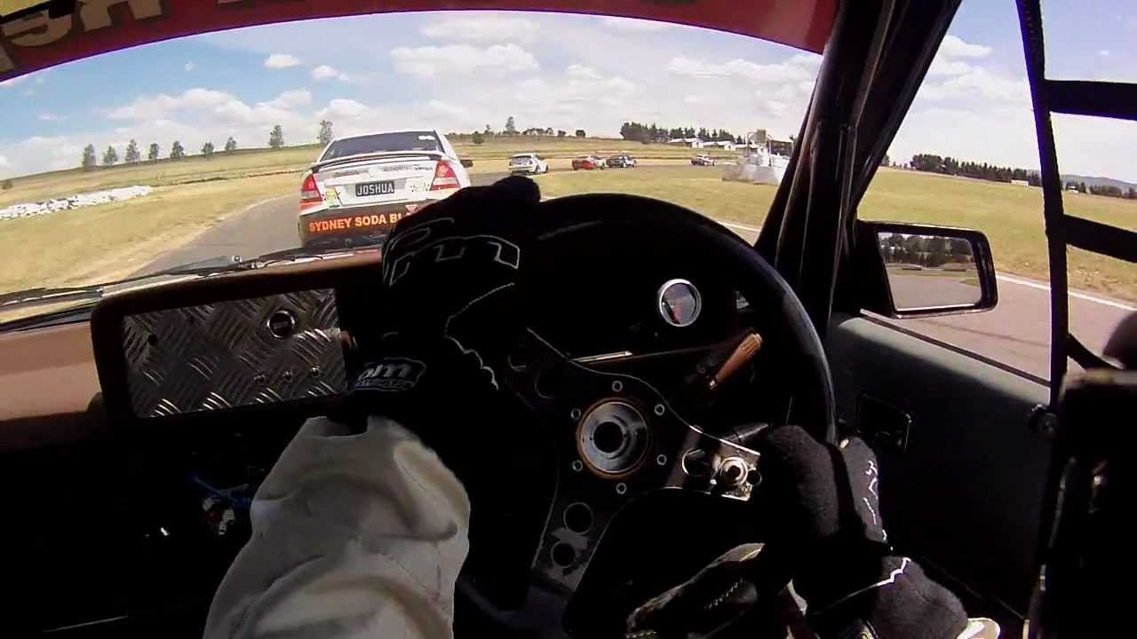 MRTeam - NSW Motor Race Championship Round 6 04/11/12