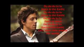 Jason Mraz- Back to The Earth (Lyrics)