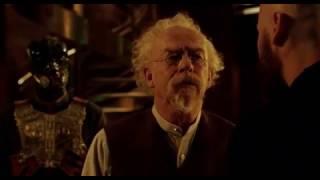 John Hurt, HELLBOY's dad