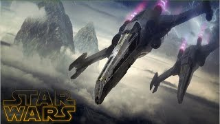 All Republic Star Fighter Classes used by Clone Pilots