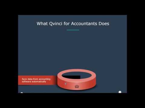 An Introduction to Qvinci for Accountants